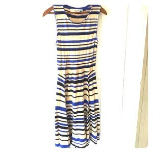 Dresses & Skirts - Striped knit dress from Anthropologie.